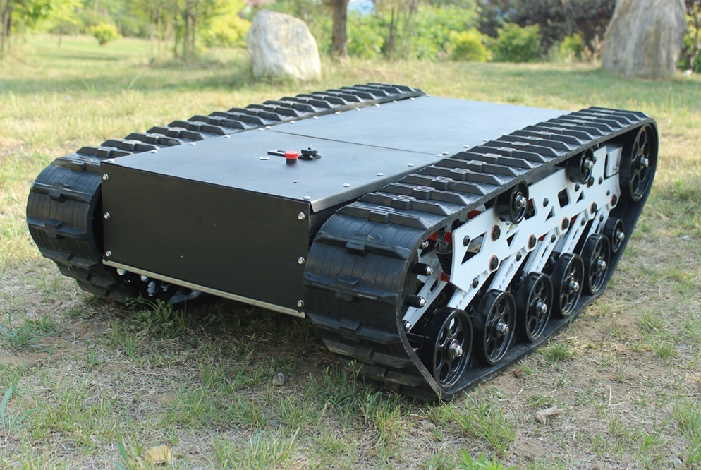 K-03 Middle size robot chassis